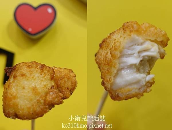 大村美食-心口福脆皮雞排 (2)