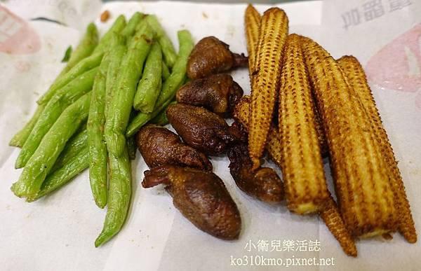 大村美食-心口福脆皮雞排 (5)
