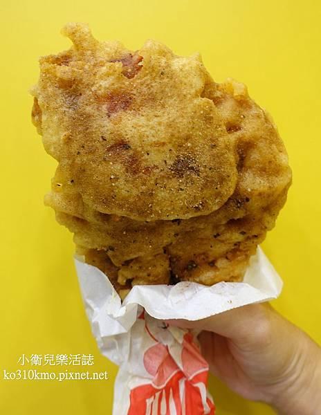 彰化美食-心口福脆皮雞排 (8)