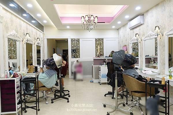 台中美髮-寧芙Nimfu hair 環境 (6)