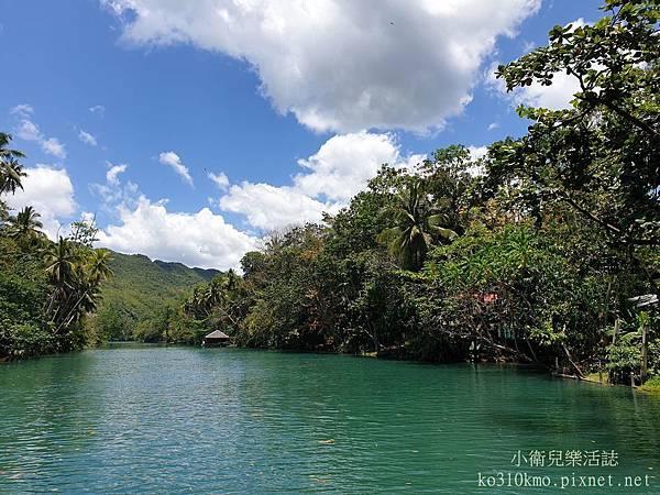 薄菏島BOHOL-竹筏漂流 (3)