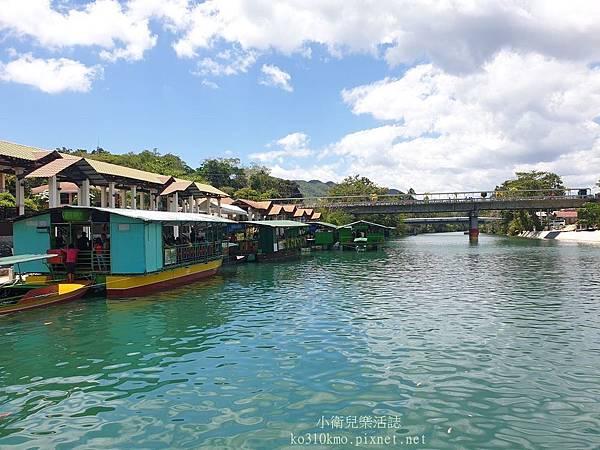 薄菏島BOHOL-竹筏漂流 (9)