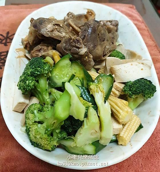 彰化小吃-外省滷味-湖南嚼味鴨 (1)