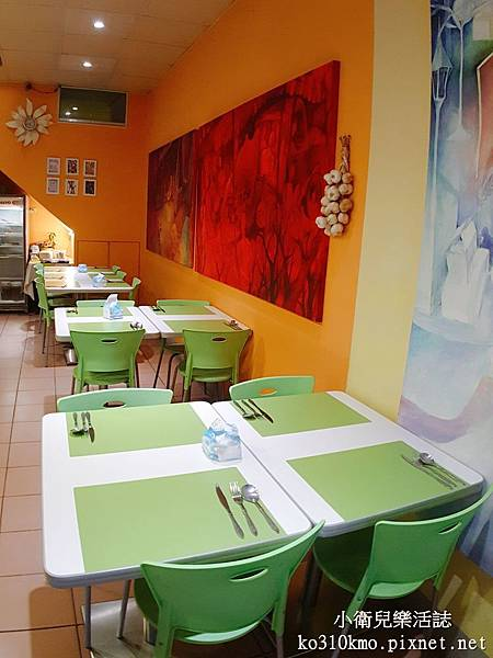彰化法國料理.法國廚房 Le Gardia (1)