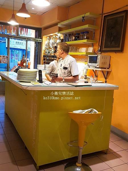彰化法國料理.法國廚房 Le Gardia (5)