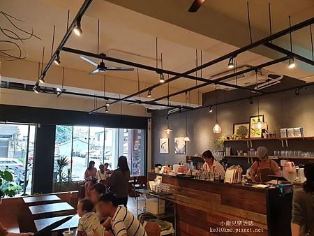 台中火車站早午餐-AIYO Cafe (12)