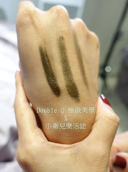 台中煙霧眉-Double Q極緻美學 (3)