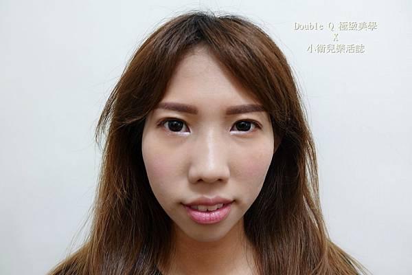 台中飄眉-Double Q極緻美學概念館 (1)
