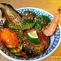 台中日式丼飯-秋刀鬥肥牛 (2)