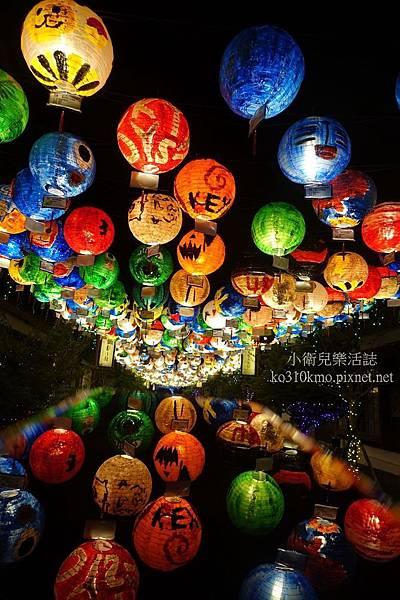 2019鹿港慶端陽-鹿港燈籠海 (8)
