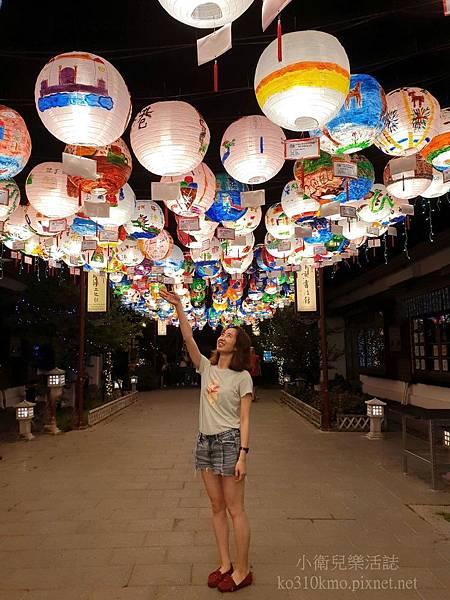 2019鹿港慶端陽-鹿港燈籠海 (2)