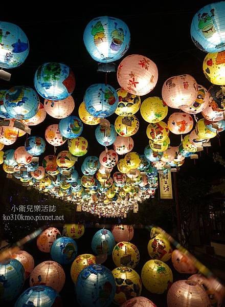 2019鹿港慶端陽-鹿港燈籠海 (6)