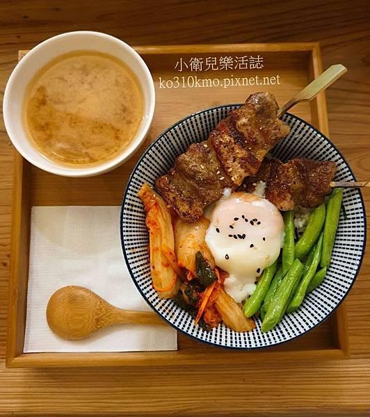 彰化燒肉-炬炭火燒物 (1)