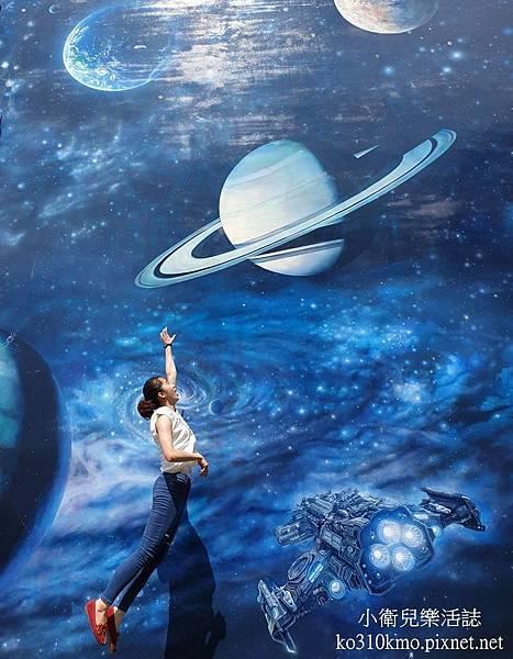 彰化行星彩繪牆 (4)