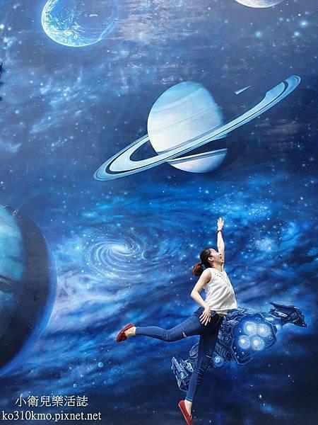 彰化行星彩繪牆 (3)