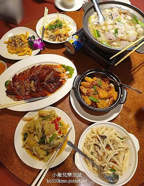 台中港式料理-頂園燒鵝
