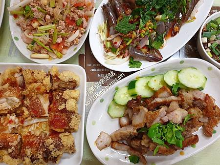鹿港美食-永泰泰式料理