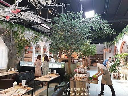 台中中科下午茶.暖谷莊園 (2)