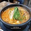 韓國高速巴士地下街必吃美食.牡蠣湯飯