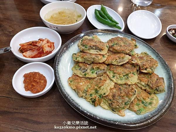 韓國高速巴士地下街必吃美食.牡蠣湯飯 (2)