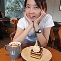 景福宮美食-HOLLYS COFFEE 豪麗斯咖啡