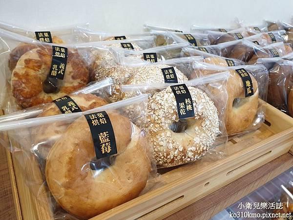 彰化甜點貝果-Fa Guo 烘焙 (9)