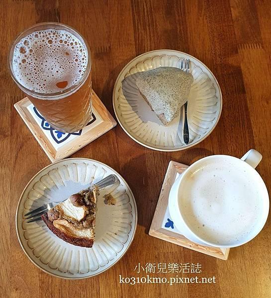 彰化甜點-品 茗茶丘好