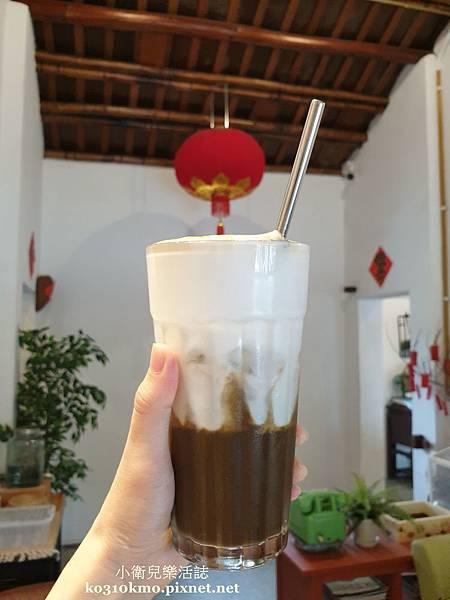 台中烏日下午茶.三合院咖啡館.小林陳舍