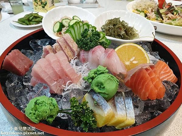 彰化合菜.舞鶴日本料理