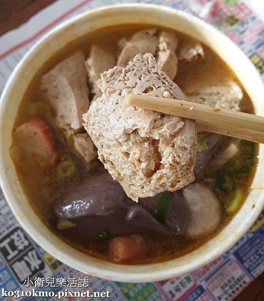 彰化和美美食.麻辣鴨血臭豆腐-鐵鍋物