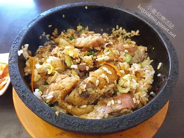 彰化和美美食.Miko 米果創意料理-韓式石鍋拌飯