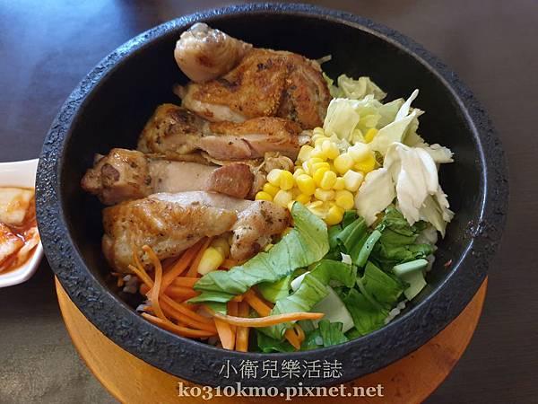 彰化和美美食.Miko 米果創意料理-韓國料理