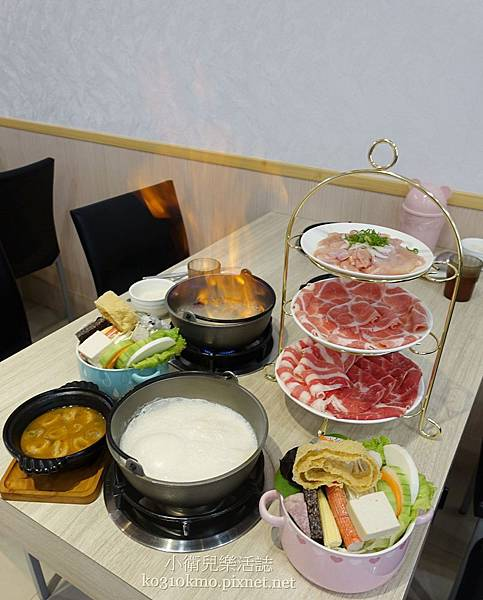 彰化市火鍋推薦.沐日食光 烈焰燒酒鍋