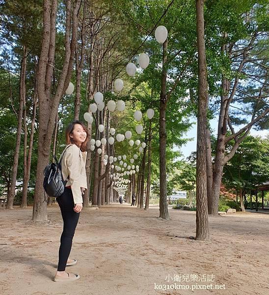 韓國必去景點-南怡島