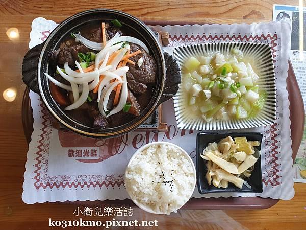 苗栗三義美食.鐵道驛站庭園咖啡館