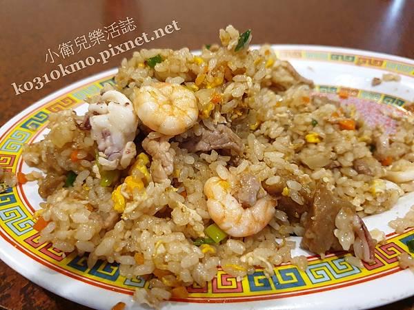 福興餐廳推薦.紅豆海產料理(近鹿港老街)