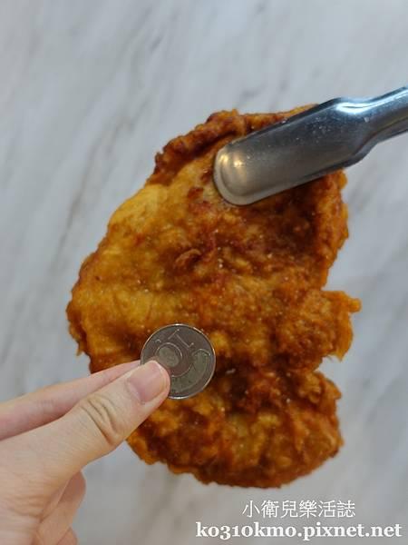 彰化和美美食.惡魔島世界炸雞