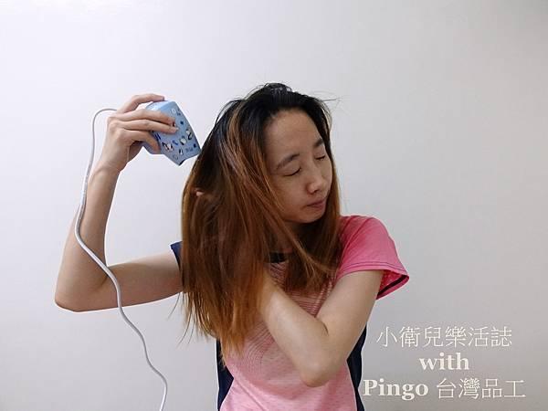 游泳用品. Hello Kitty x Pingo Travel Qmini 極輕隨身掌型吹風機