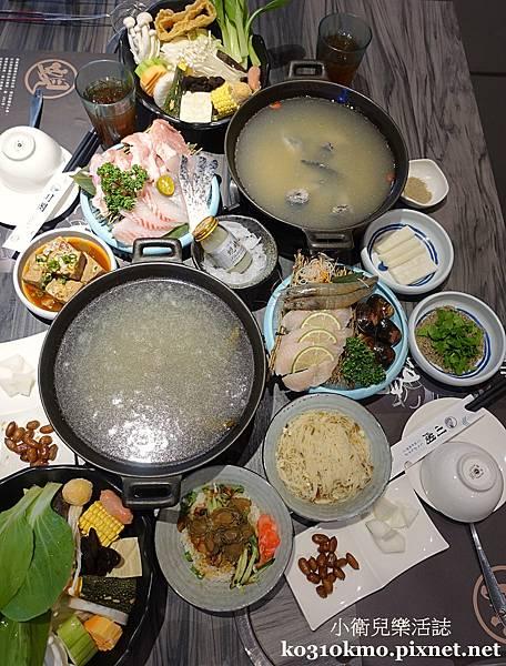 台中北區宵夜美食.川閣蜆鍋