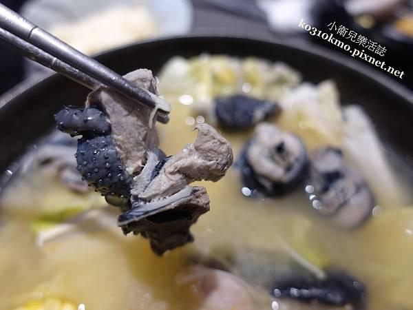 台中北區美食.川閣蜆鍋