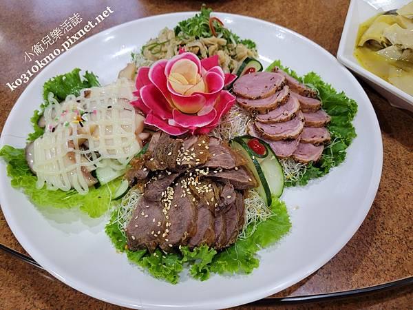 彰化和美美食.鄉園客家菜