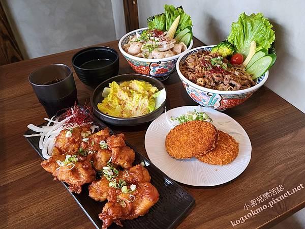彰化市美食.宮本武丼.日式燒肉丼飯吃到飽