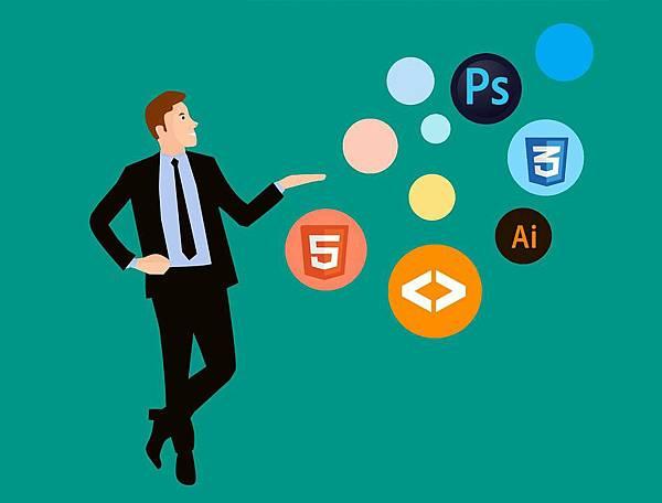 HTML5教學之CSS一把罩!---邊框和區塊和文字有相同地位