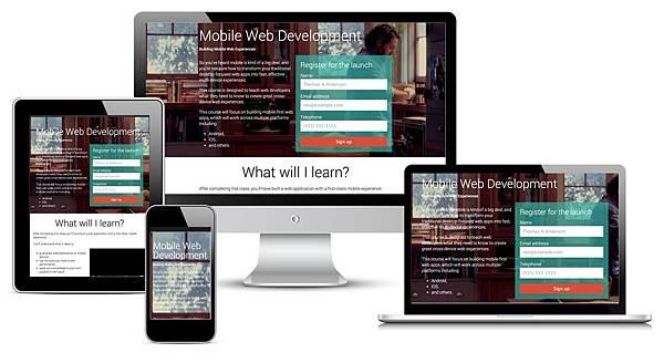前端工程師必備RWD基本概念(中)網頁設計的優雅降級和漸進增強