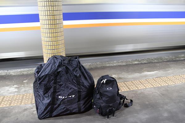 我的大行李和小行李