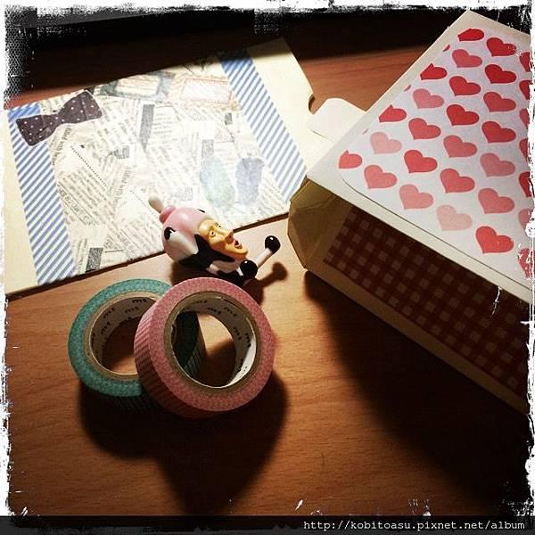 [手工卡片] 彈跳卡片