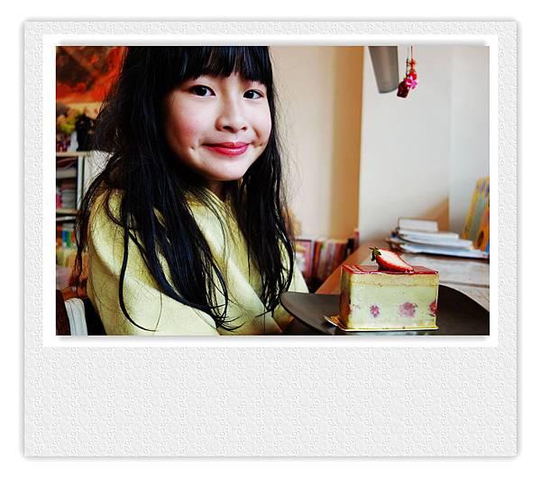 九歲生日照