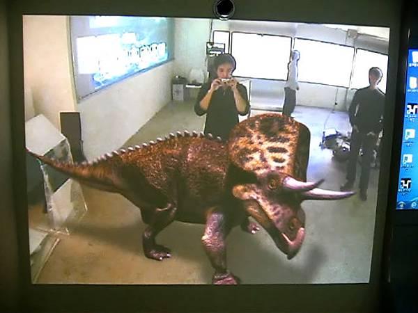 3D虛擬實境作品