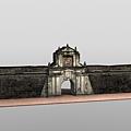 馬尼拉_聖地牙哥古堡 LOW POLY