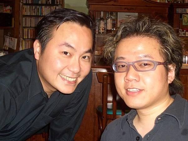 我和我的最佳製作夥伴!劉鴻文